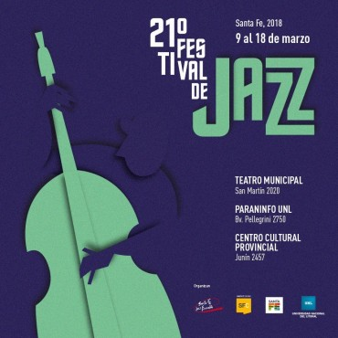 9 al 18/3 - 21º Festival de Jazz de Santa Fe