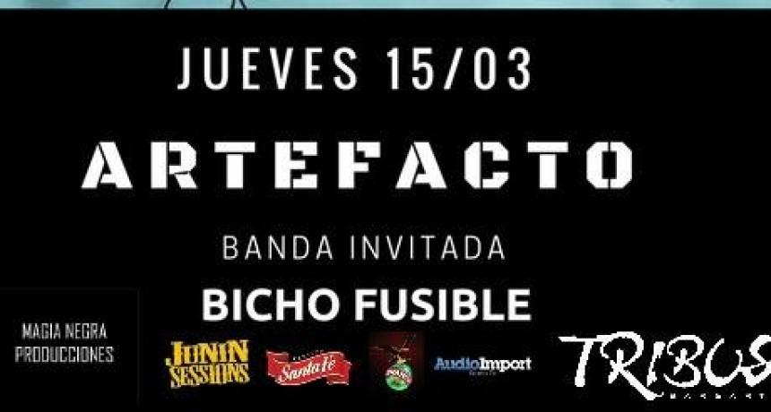 15/3 - Artefacto + Bicho Fusible en Tribus