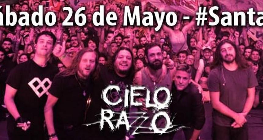 26/05 - Cielo Razzo en Santa Fe