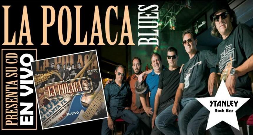 26/05 - La Polaca Blues presenta su CD