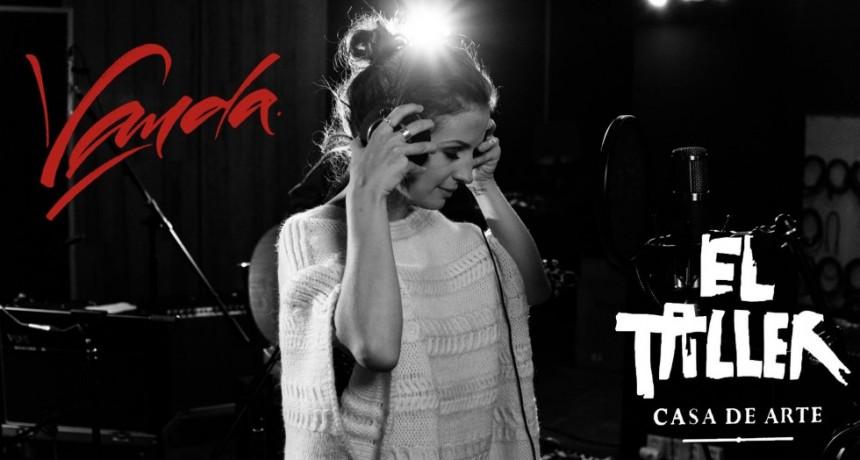 26/05 - VANDA en vivo en El Taller Casa de Arte