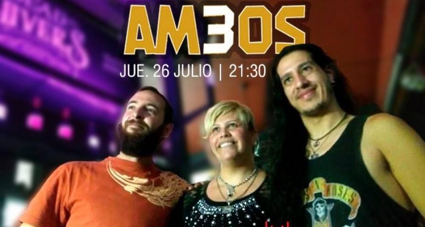 26/7 - Noche de covers acústicos -  Ambos3
