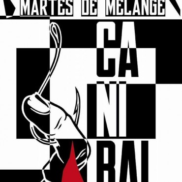24/10 - Caníbal en Martes de Mélange