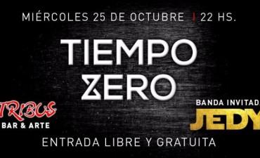 25/10 - Tiempo Zero Junto A Jedy