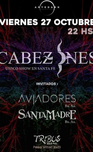 27/10 - Cabezones - Aviadores - Santamadre en TRIBUS BAR
