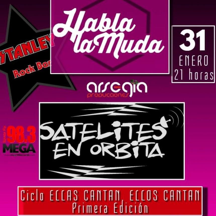 31/1 - 2° fecha Ciclo ELLAS CANTAN, ELLOS CANTAN