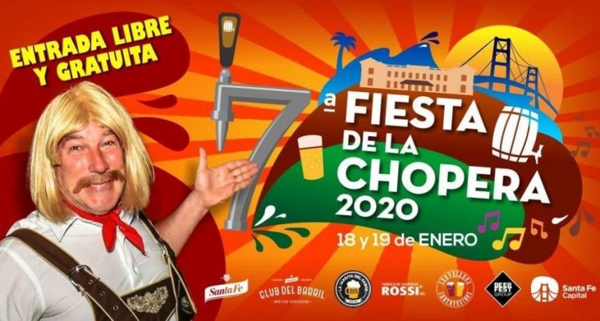 18-19/1 - 7ma Fiesta de la Chopera Santa Fe - Argentina
