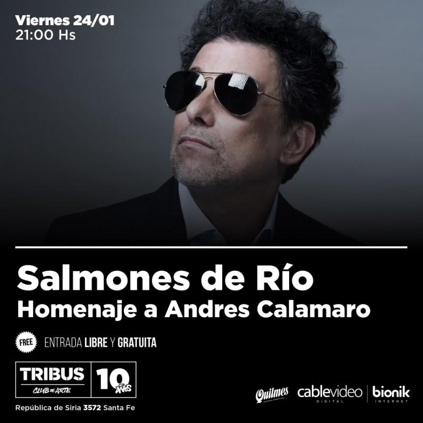 24/1 - SALMONES DE RIO