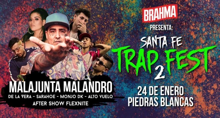 24/1 - Santa Fe Trap Fest - 2° Edición