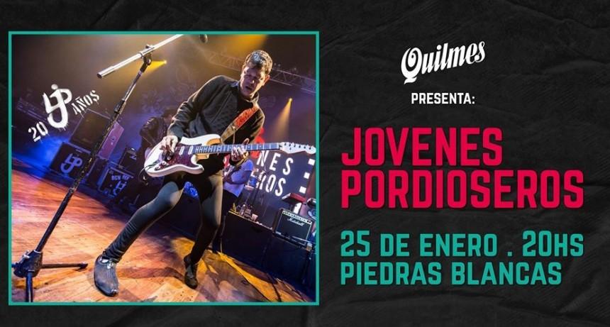 25/1 - Jovenes Pordioseros en Santa Fe!