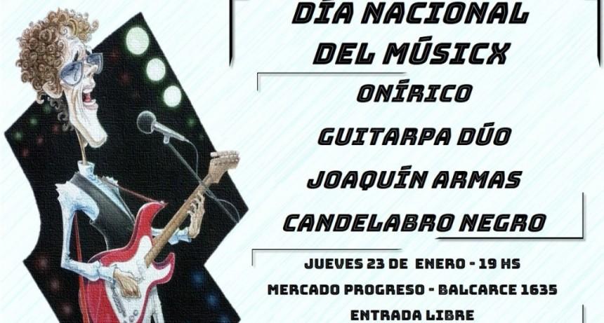 23/1 - Día Nacional del Músico