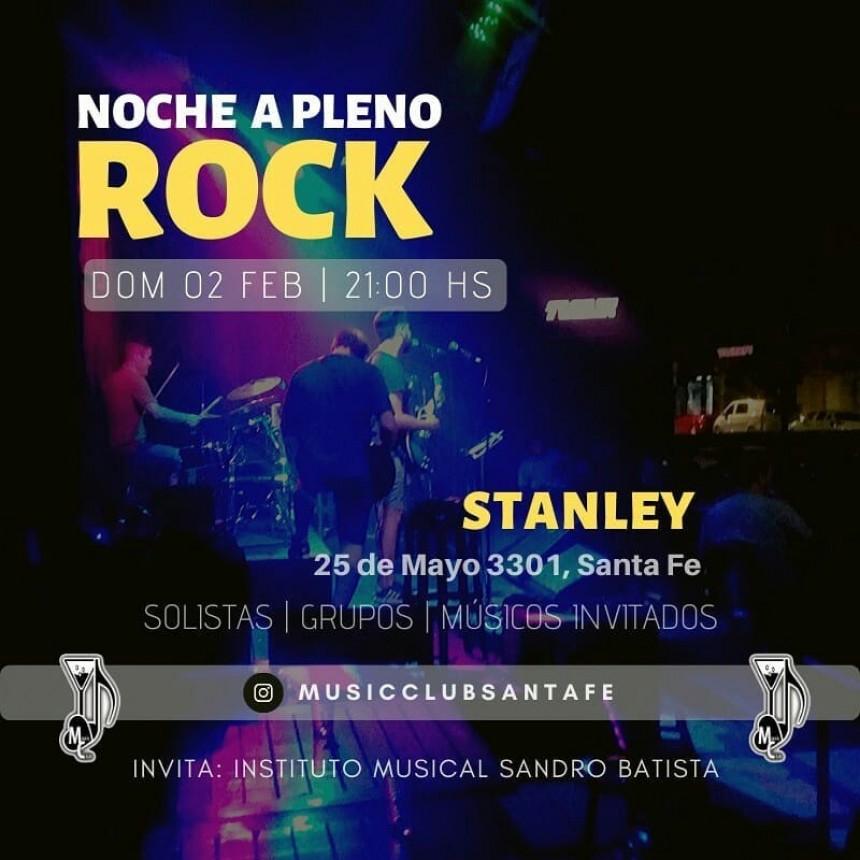 2/2 - NOCHE A PLENO ROCK en Stanley