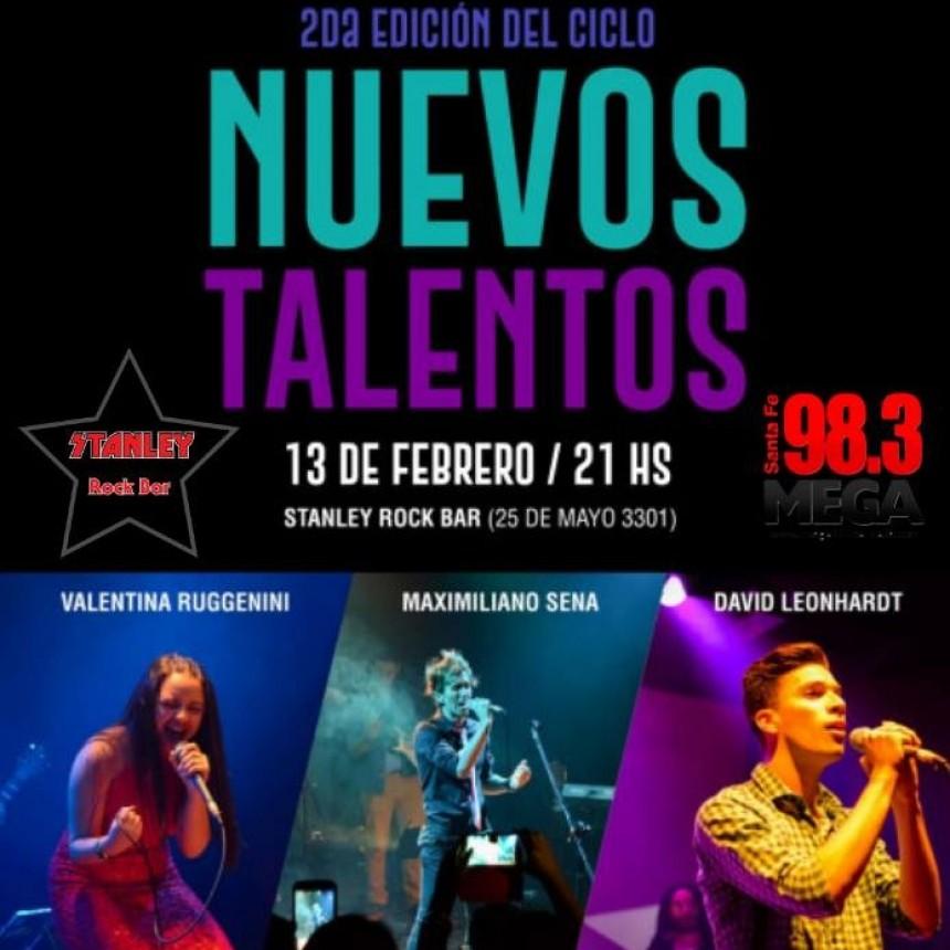 13/2 - 2da Edición del Ciclo NUEVOS TALENTOS