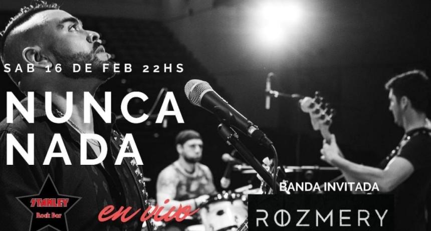 16/2 - NUNCANADA + ROZMERY en Stanley