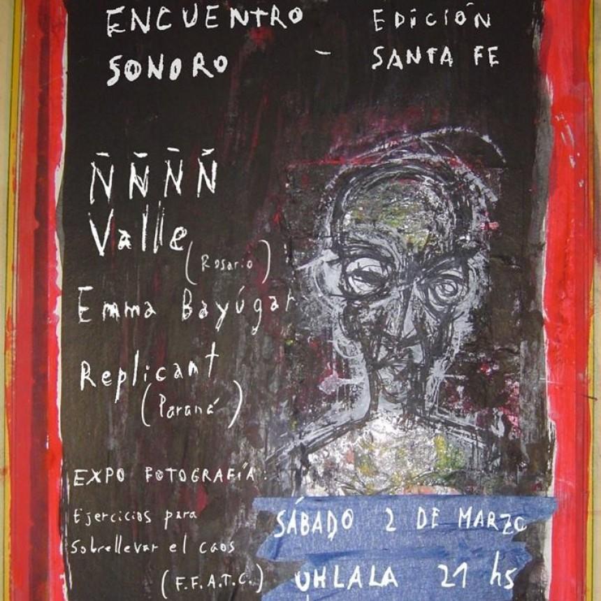 2/3 - Encuentro Sonoro - Edición Santa Fe