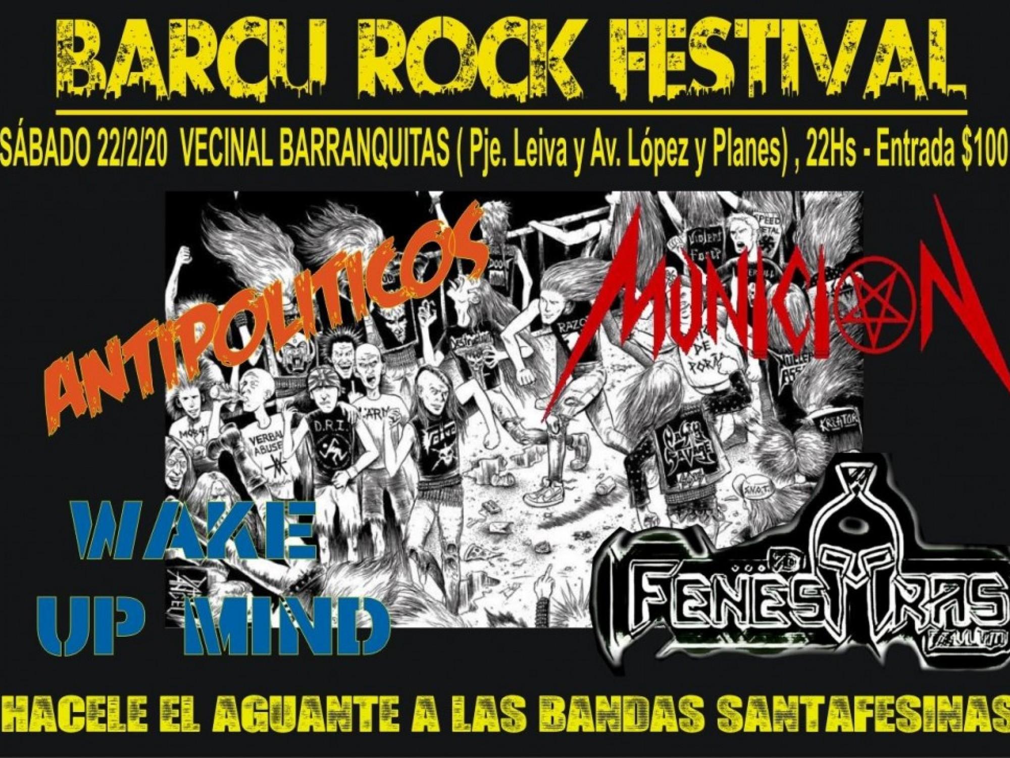 22/2 - Barcu Rock Festival