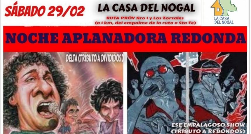29/2 - NOCHE DE TRIBUTOS en EL NOGAL