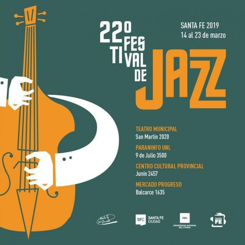 22° Festival de Jazz de Santa Fe