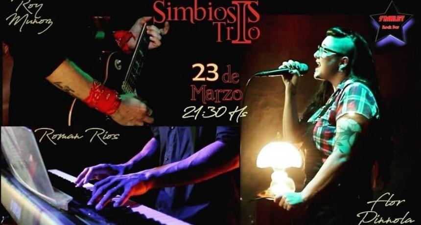 23/3 - SIMBIOSIS TRIO en Stanley