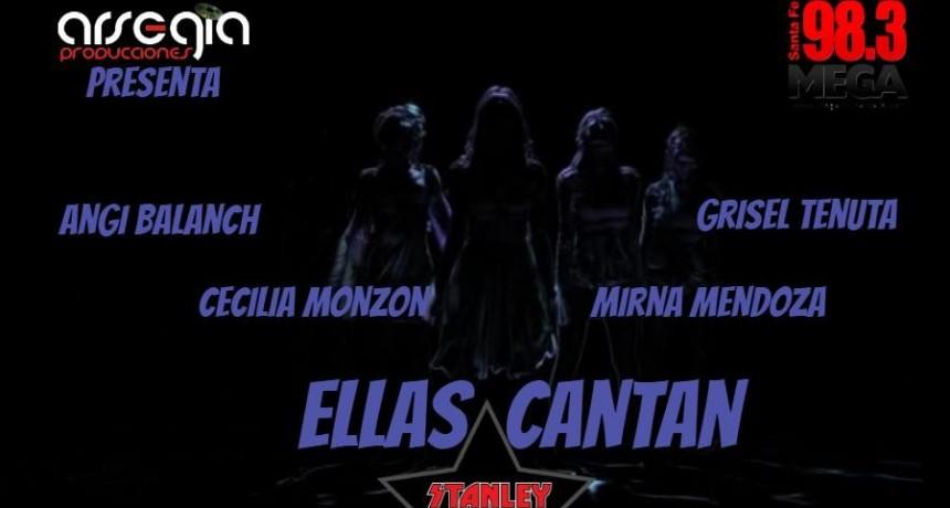 3/4 - ELLAS CANTAN en STANLEY