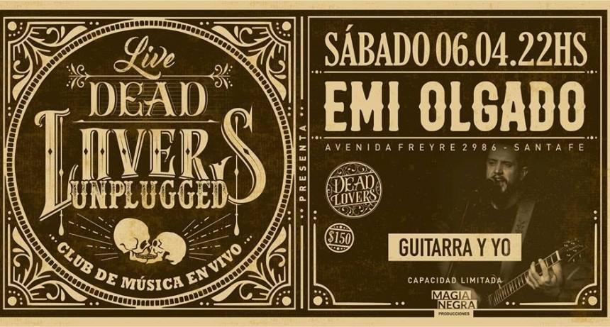 6/4 - Emi Olgado - DeadLovers Unplugged
