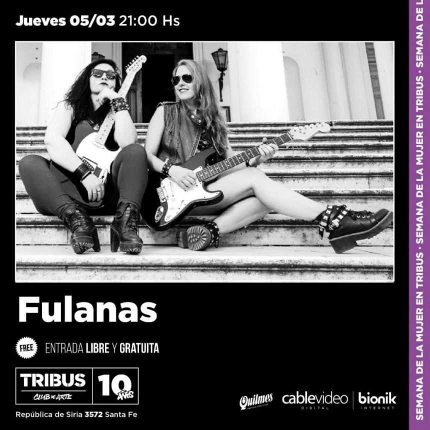 5/3 - FULANAS en Tribus