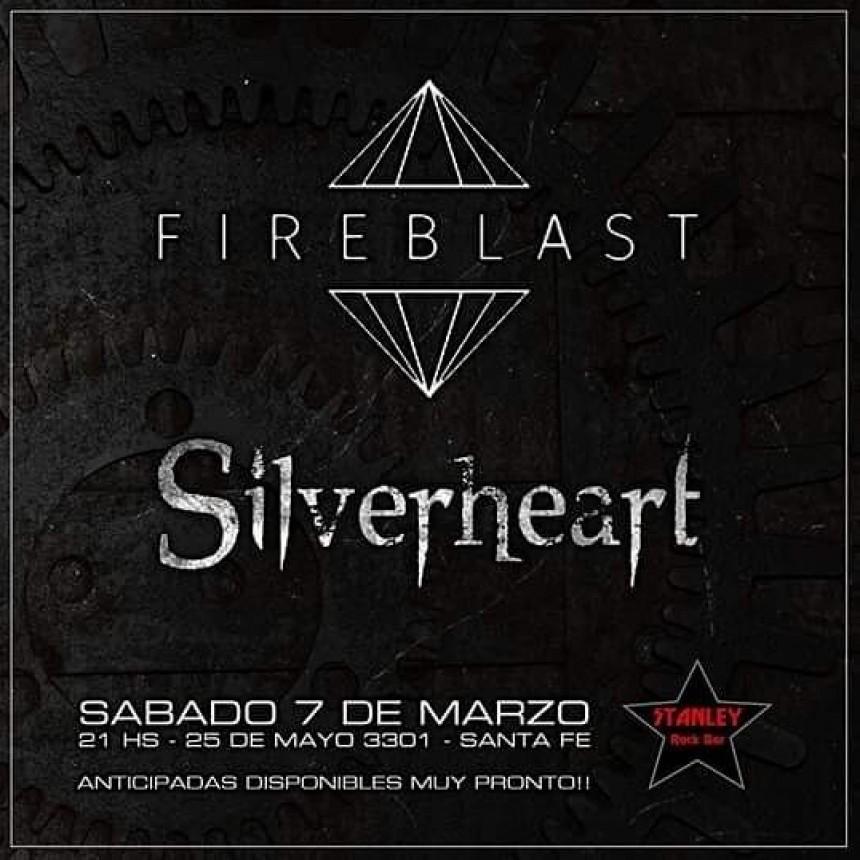 7/3 - Fireblast + Silverheart en Stanley