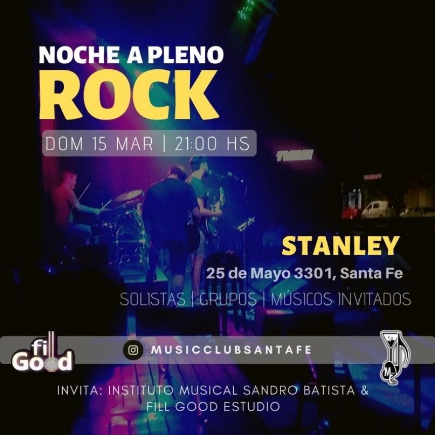 15/3 - Noche a pleno ROCK en Stanley