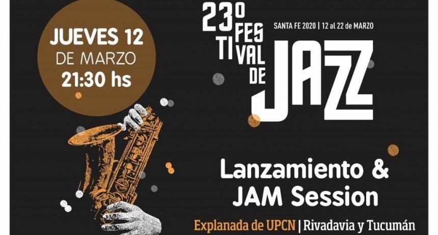 12 al 22 de marzo - 23º Festival de Jazz de Santa Fe