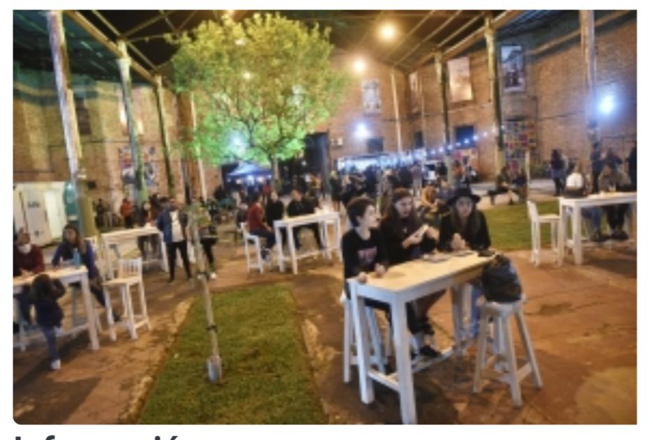 9/4 al 11/4 - Poesía, música, teatro & ferias en el Mercado Progreso
