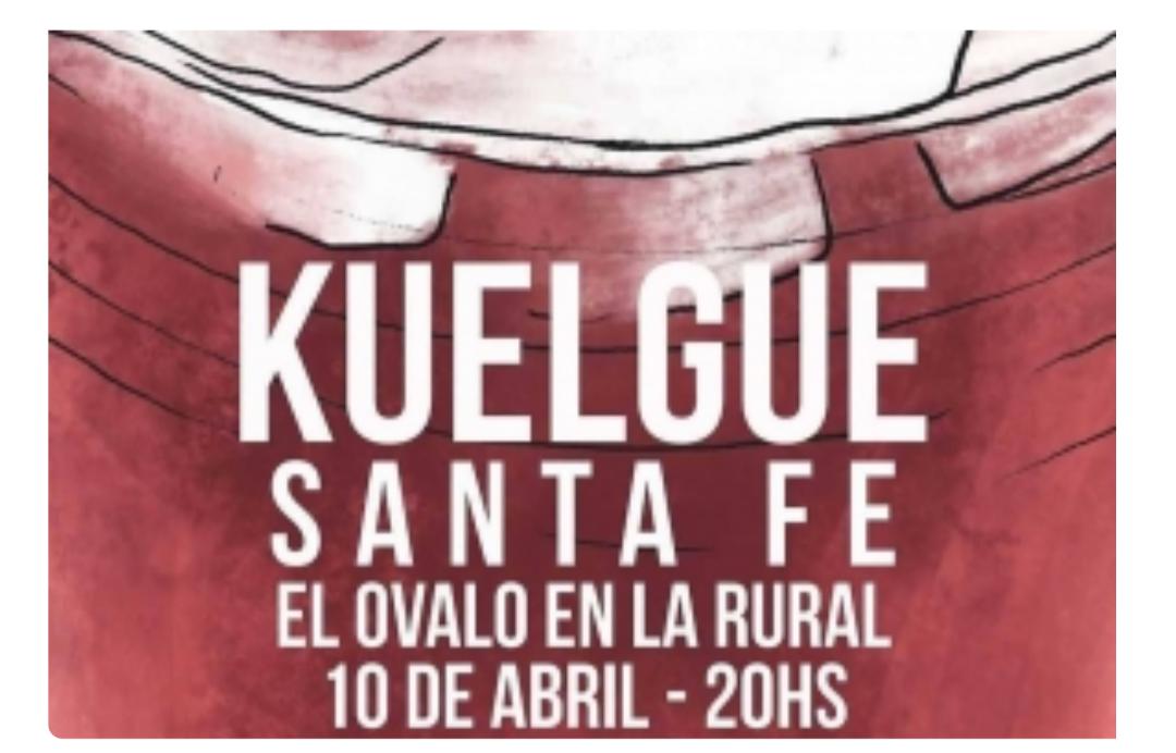 10/4 - El Kuelgue en El Óvalo
