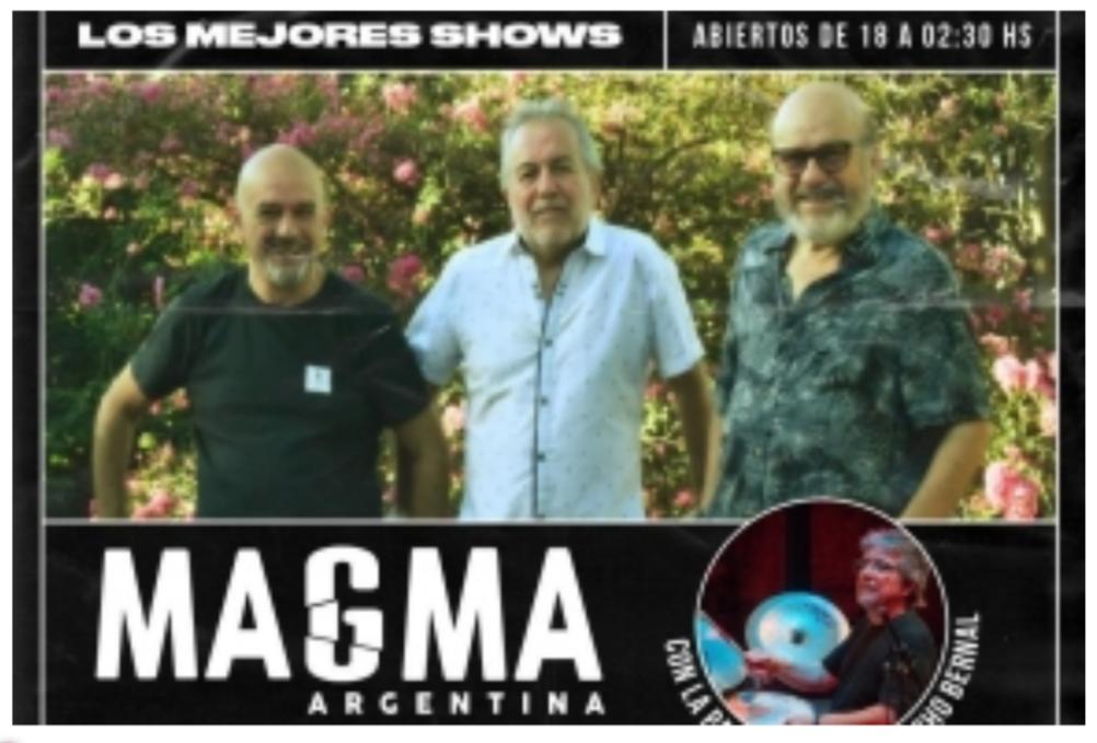 16/4 - Magma en Tribus