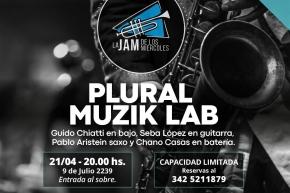 21/4 - JAM de Jazz en Demos