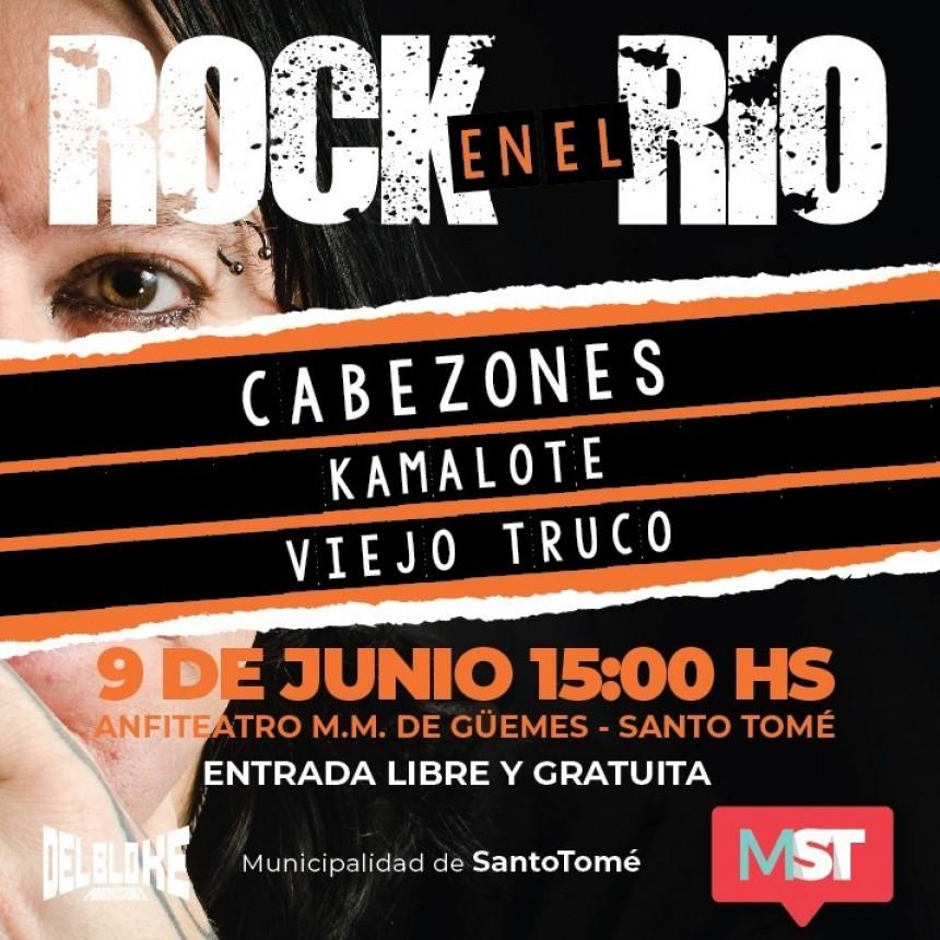 9/6 - ROCK EN EL RIO en Santoto