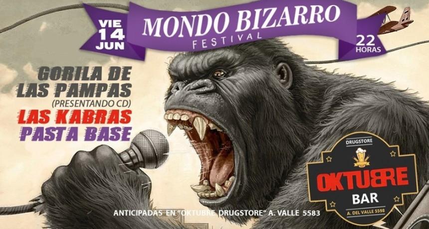 14/6 - Mondo Bizarro Festival