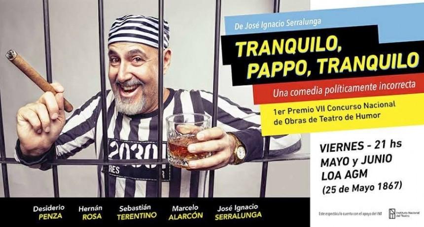 14/6 - Tranquilo, Pappo, tranquilo | de José Ignacio Serralunga