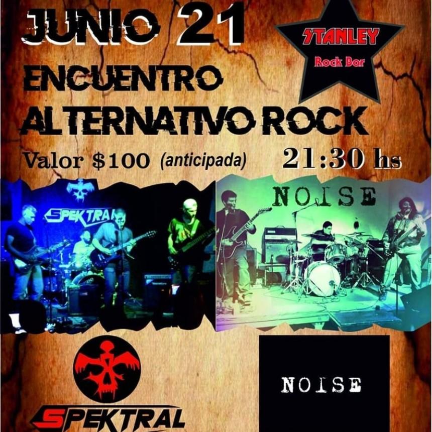 21/6 - Encuentro Alternativo Rock