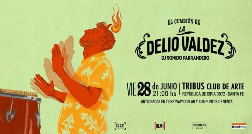 28/6 - El Cumbión de la Delio Valdez en Santa Fe