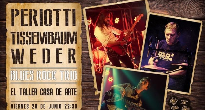 28/6 - Periotti-Tissembaum-Weder en EL TALLER