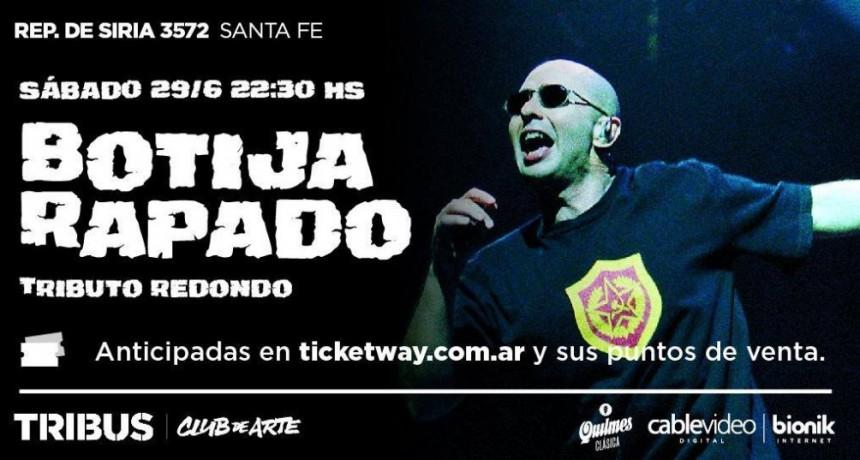 29/6 - Noche Ricotera con Botija Rapado en vivo