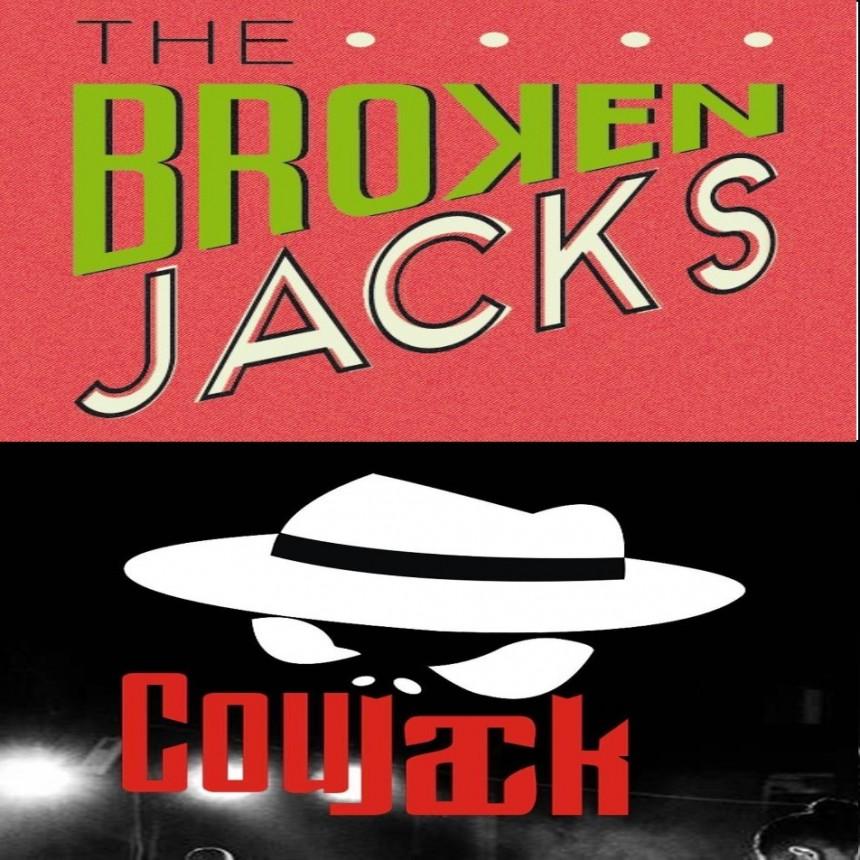 6/7 - COUJACK y THE BROKEN JACKS en UH lala