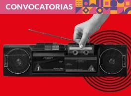 """Convocatoria abierta """"Sonidos de la U"""""""