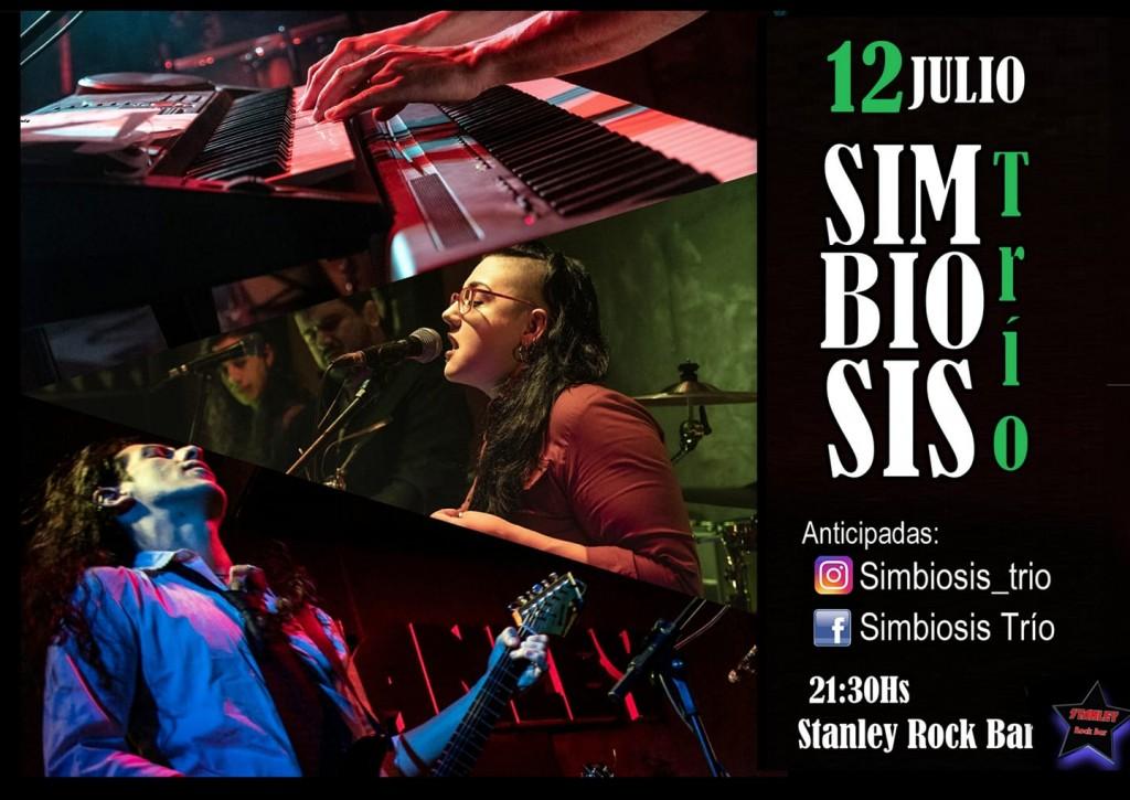 12/7 - SIMBIOSIS TRIO en Stanley