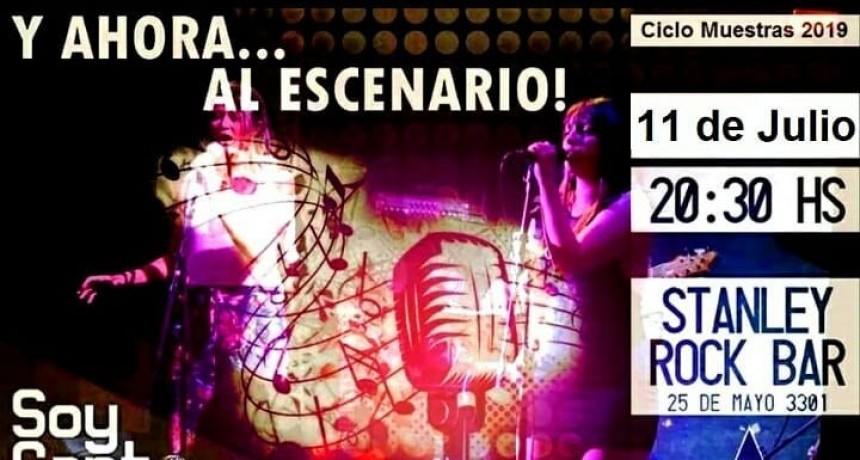11/7 - Y AHORA AL ESCENARIO.....en Stanley