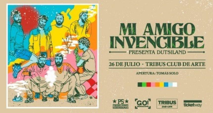 26/7 - Mi Amigo Invencible presenta