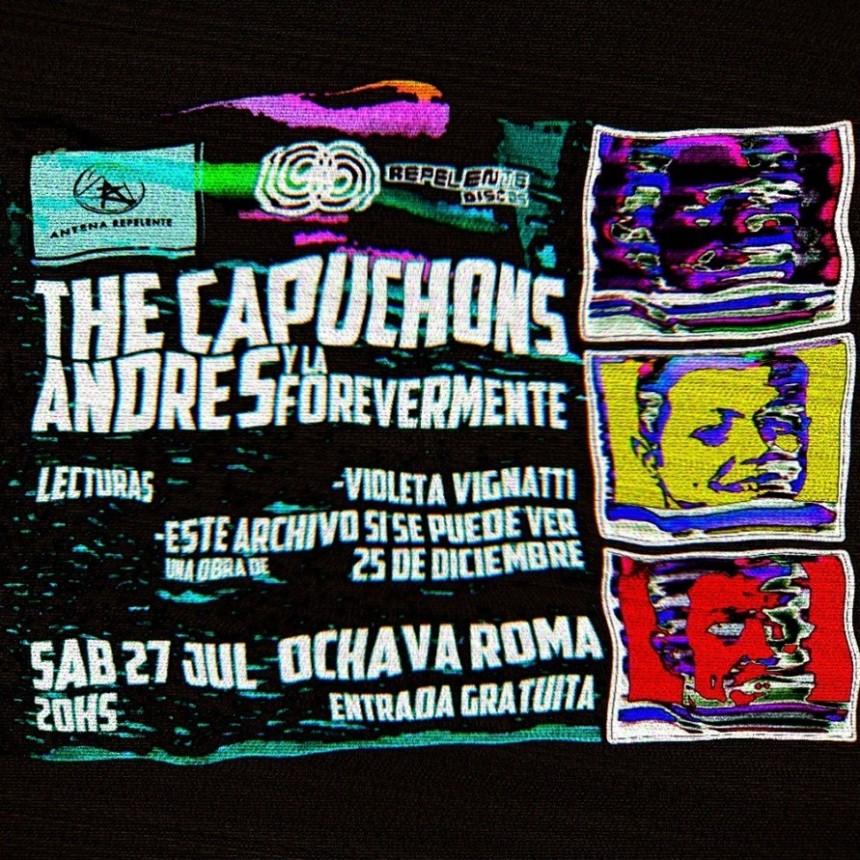 27/7 - Antena Repelente  -en vivo-