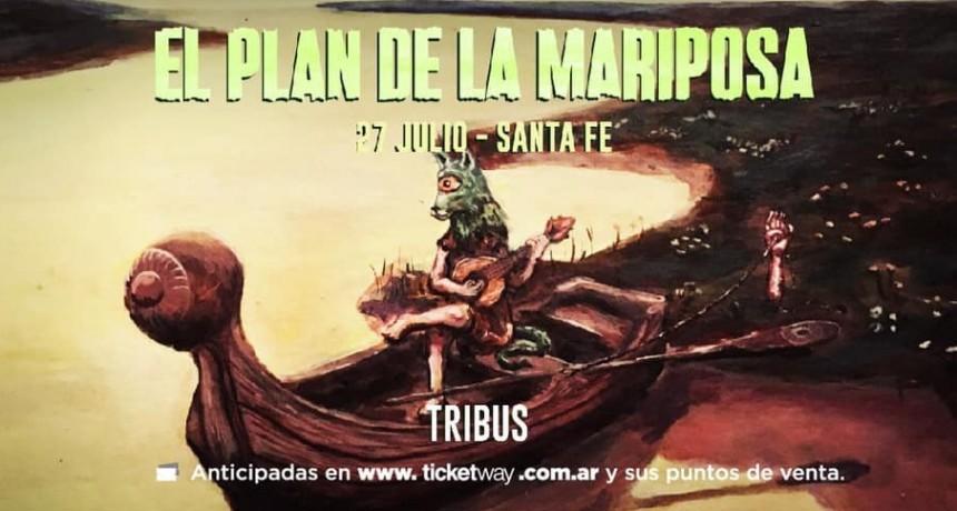 27/7 - El Plan de la Mariposa en Tribus