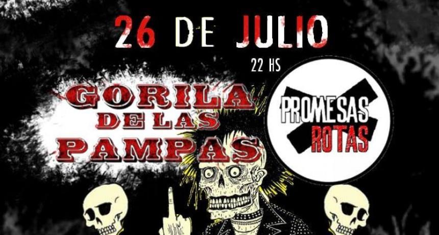 26/7 - Noche de Rock en Uh lala