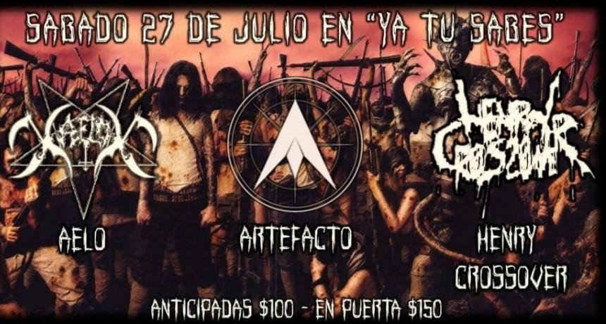 27/7 - ROCK en YA TU SABES