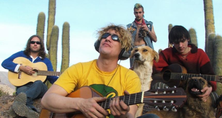 INTOXICADOS: QUIEREN ROCK (EN VIVO LUNA PARK)